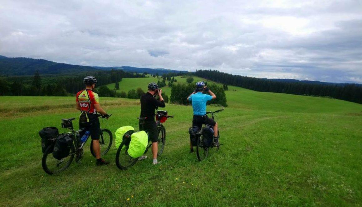Mountain Bike Adventure in Slovakia