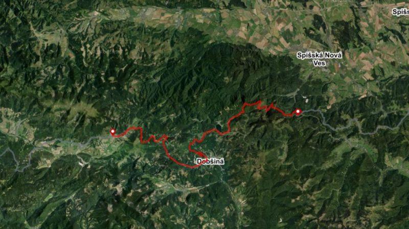 Bike Slovakia Slovak Paradise routes