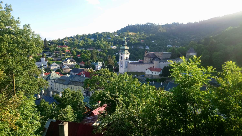 Banska Stiavnica Unesco