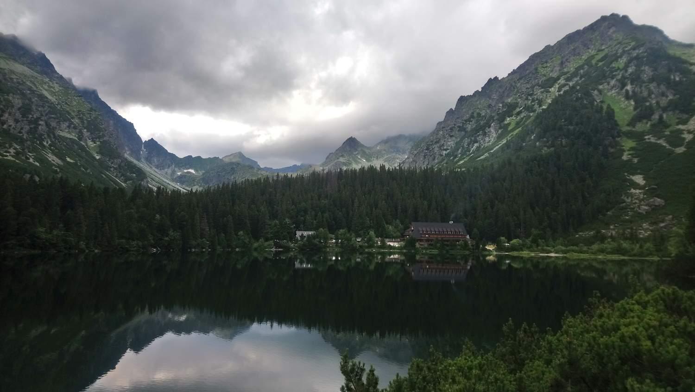 High Tatras Popradske Pleso