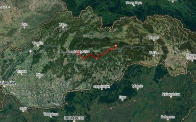 Bike Slovakia Mountain Route Part 03
