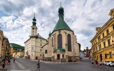 Cyklopobyt Banská Štiavnica: dovolenka na bicykli na Slovensku