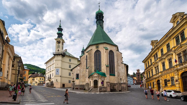 About Slovakia: Banska Stiavnica Unesco Slovakia