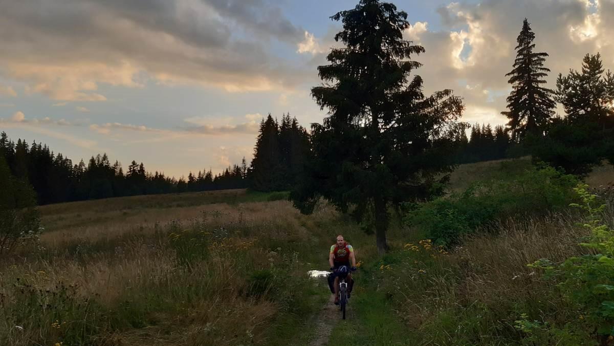 On the Bike Road