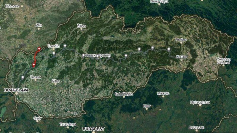 Horská trasa Úsek 1, 3. deň