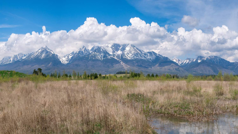 High Tatras National Park Slovakia
