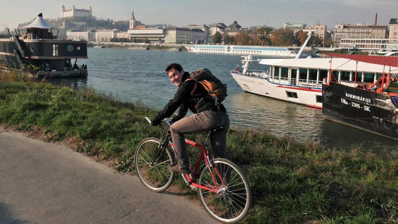 Bratislava Iron Curtain Bike Tour