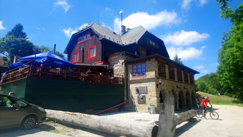 Velka Javorina Hut White Carpathians