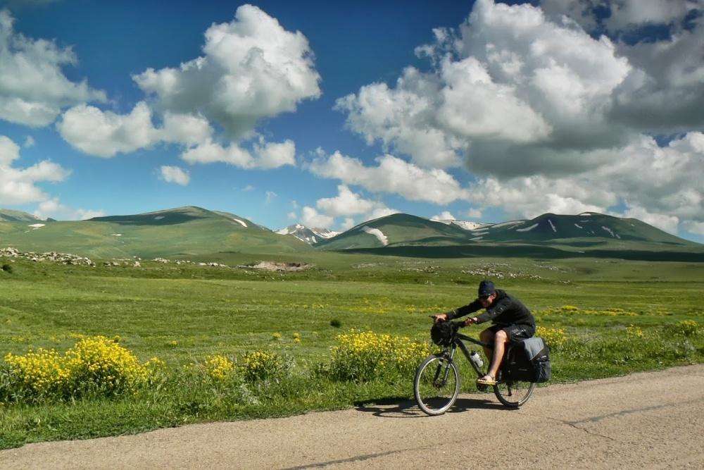 Cykloturistika v Arménsku