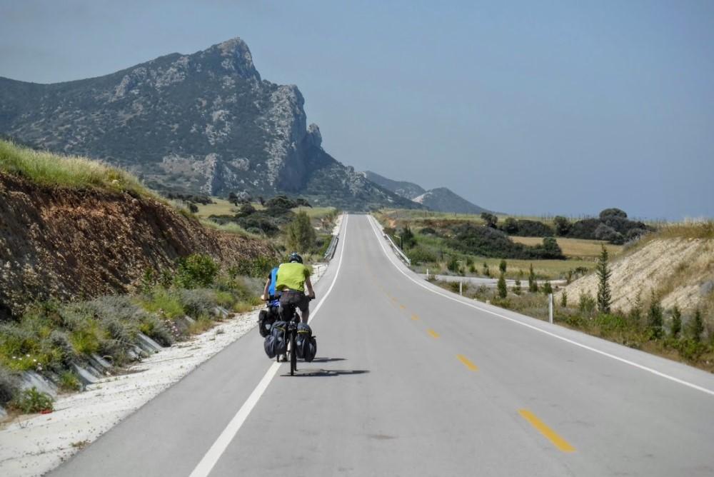 Cykloturistika na Cypre