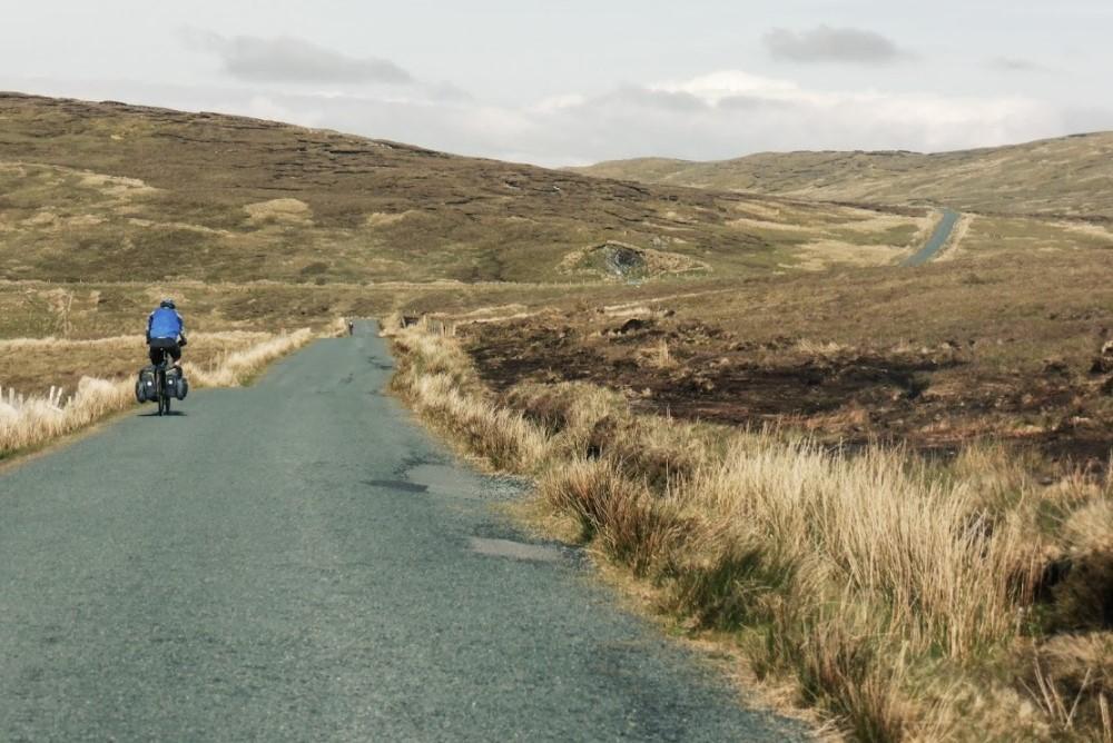 Cykloturistika v Írsku