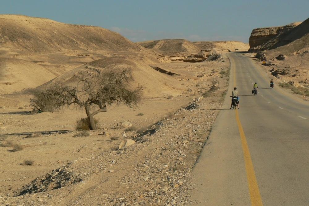 Cykloturistika v Izraeli
