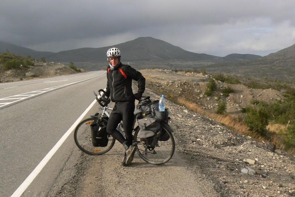 Cykloturistika v Rusku